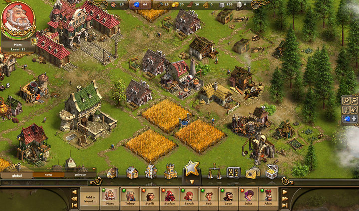 best free strategy games online